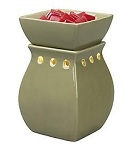 Olive Green Electric Burner