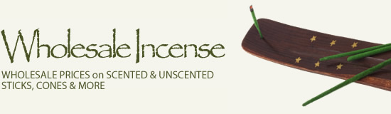 Wholesale Incense at Wellington Fragrance! Scented or unscented sticks and cones incense - available in bulk.