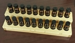 20 1/2 ounce Essential Oil Display great for Aromatherapy