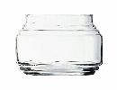 10 oz. Ridgeline Candle Container w/ Dome Lid            Case Pack 12 pieces  2.75 Height x 3.00 Diameter