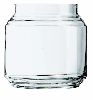 16 oz. Ridgeline Candle Container w/ Dome Lid            Case Pack 12 pieces  4.0 Height x 3.00 Diameter