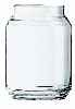 26 oz. Ridgeline Candle Container w/ Flat Lid            Case Pack 12 pieces  5.5 Height x 3.00 Diameter