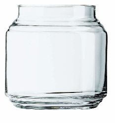 16 oz. Ridgeline Candle Container w/ Flat Lid            Case Pack 12 pieces  4.0 Height x 3.00 Diameter